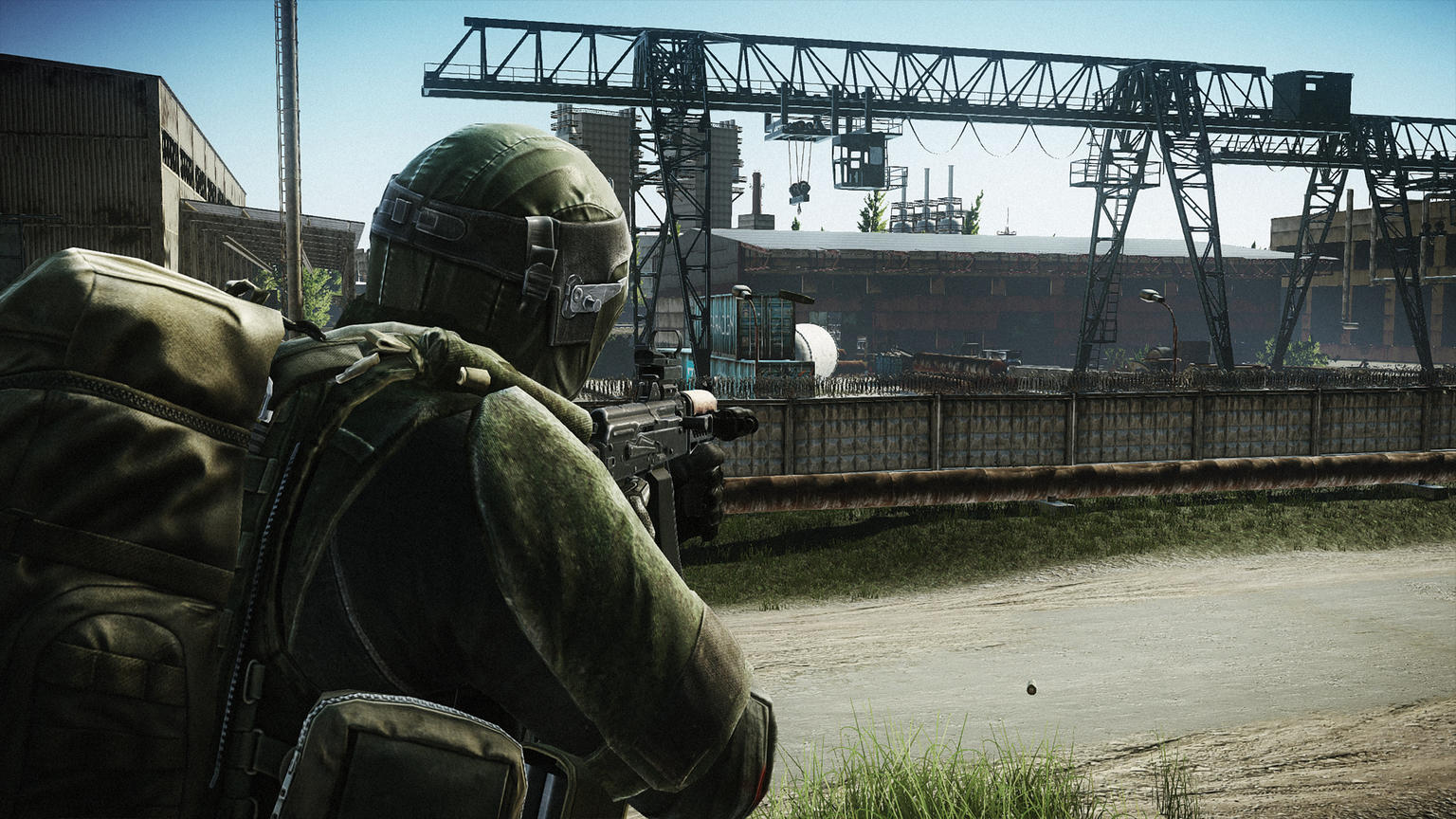 Escape from Tarkov by Battlestate Games - A shooter   Made