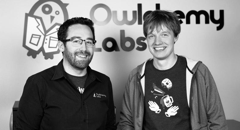 Alex Schwartz – CEO & Janitor; Devin Reimer – Chief Technology Owl