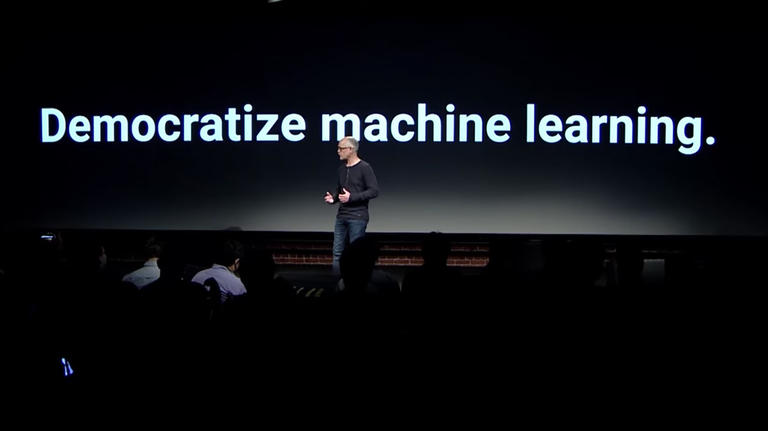 Watch the Unity GDC Keynote  Live-Ops solution update with Danny Lange (VP of AI and Machine Learning)
