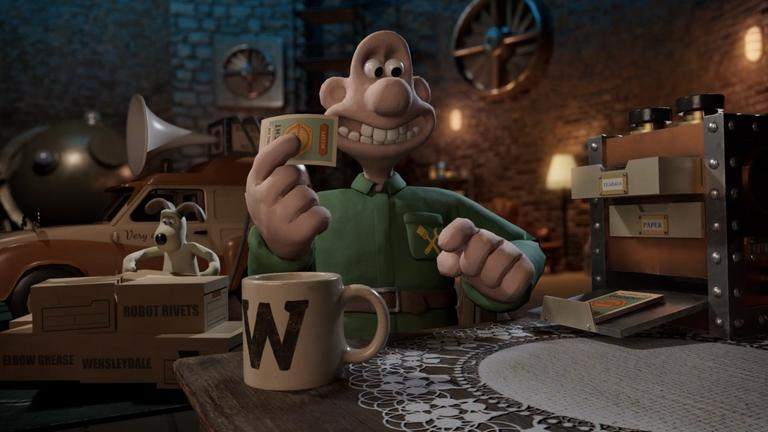 Wallace et Gromit : The Big Fix Up - bande-annonce
