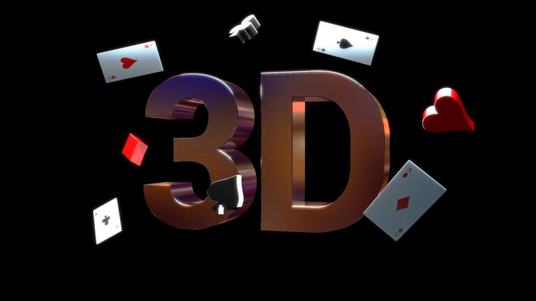 Create online casino and gambling games | 2D - 3D tools for casino software  developers