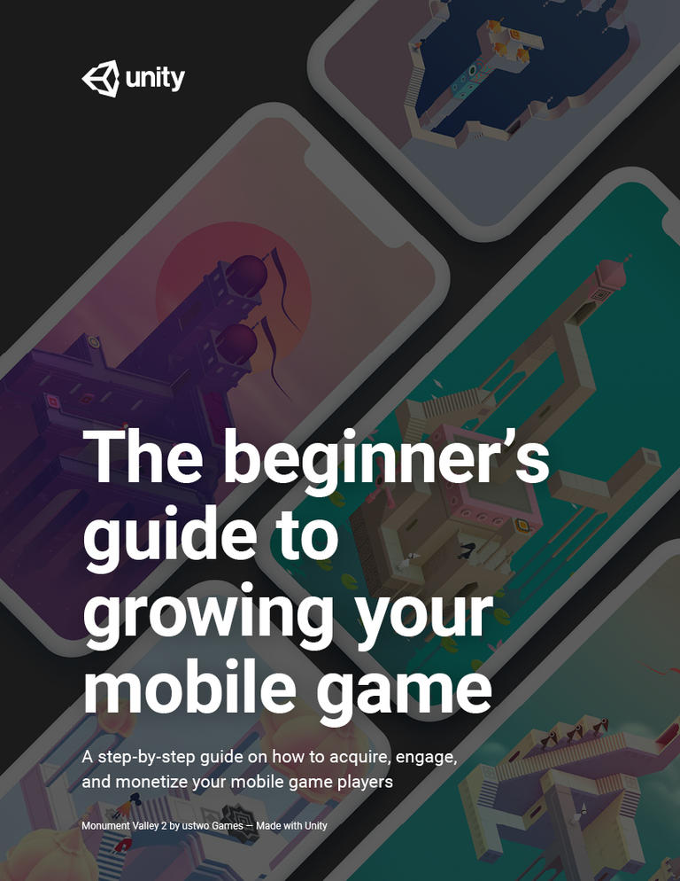 Monetize your mobile games with Unity Game Ads Monetization