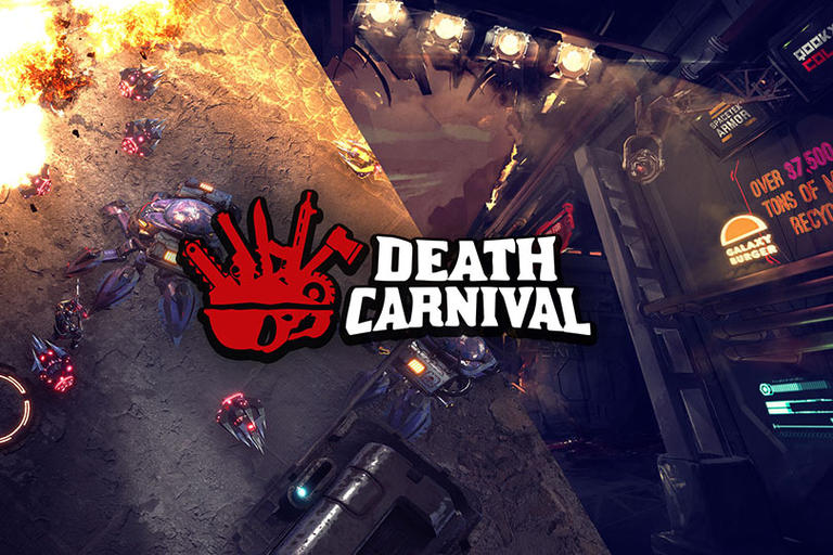 Furyion Games《Death Carnival》促销