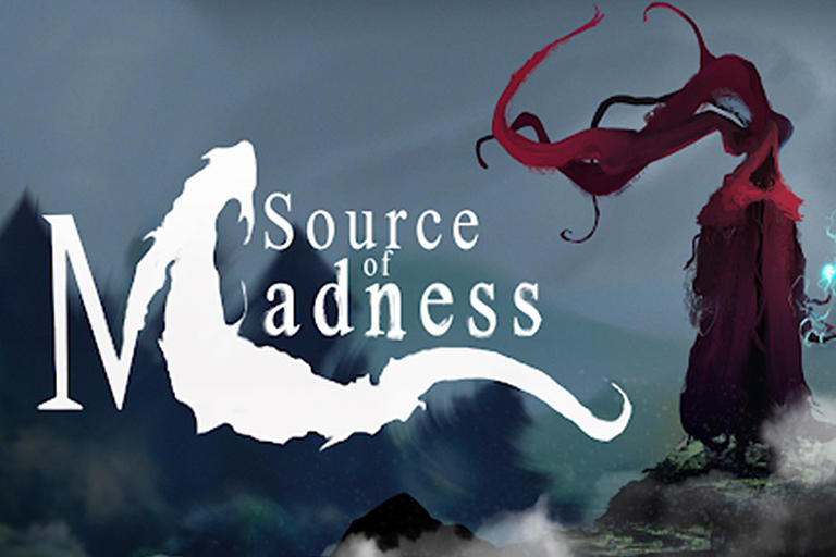 Spielegrafik aus Source of Madness
