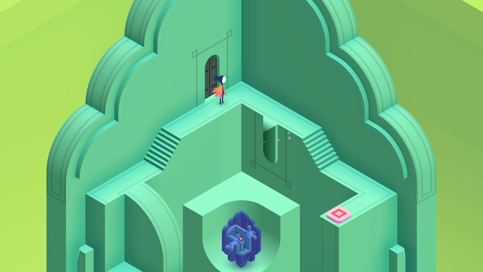 Monument Valley 2 Made With Unity