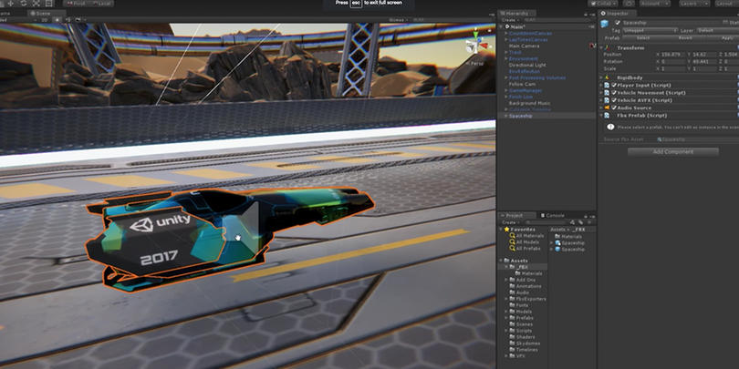Unity FBX Exporter for Autodesk