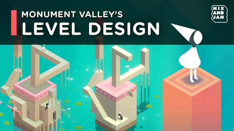 Mix and Jam: Diseño de niveles de Monument Valley