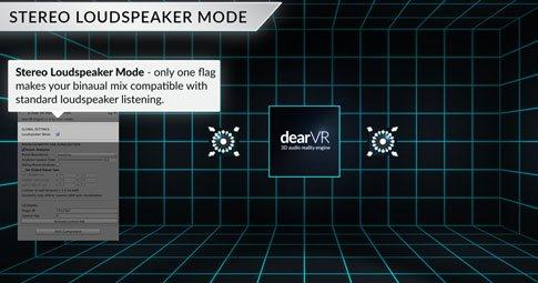 dearVR - 3D audio reality engine