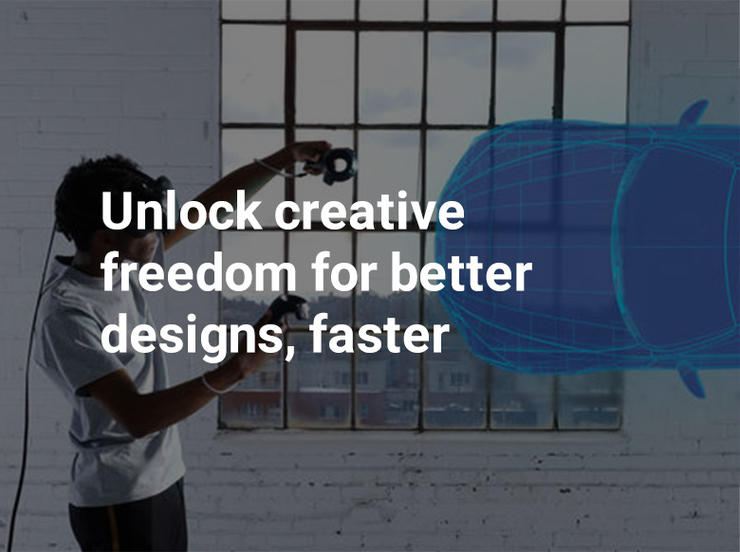 Unlock creative freedom for better designs, faster