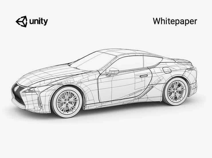 Unity Whitepaper: Accelerating Innovation in Automotive Design