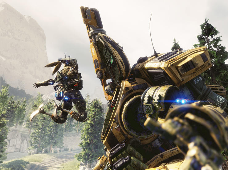 Preparing for Titanfall 2 - a Tech Talk by Multiplay, Respawn and Google Cloud