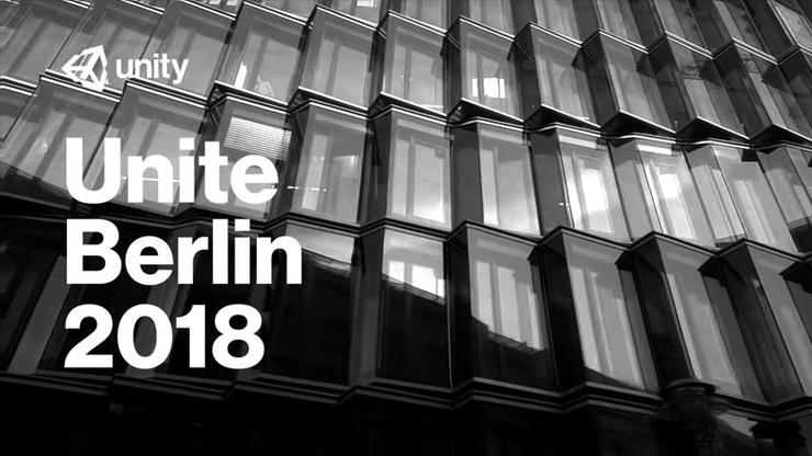 Unite Berlin 2018 in 75 seconds!