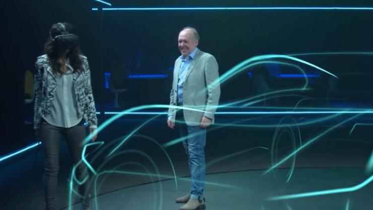 Jaguar iPACE Social VR Launch