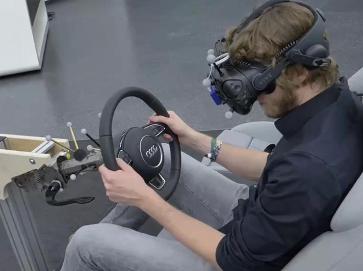 VR Evolution in Automotive