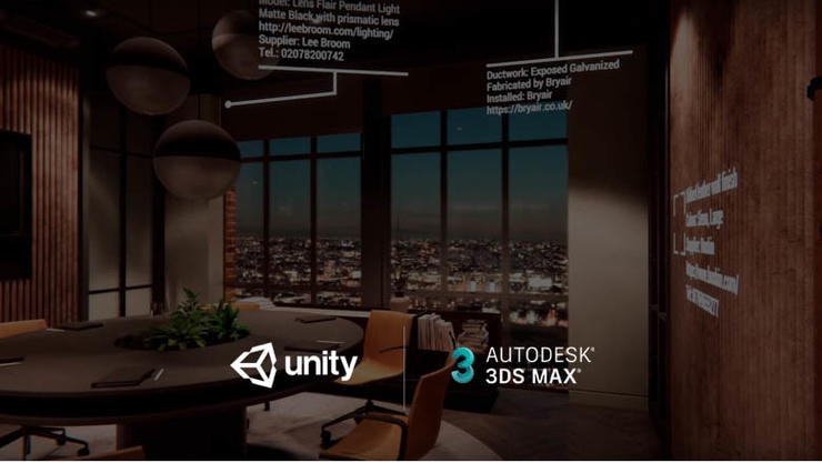 Unity and Autodesk: Powering immersive experiences | Unity