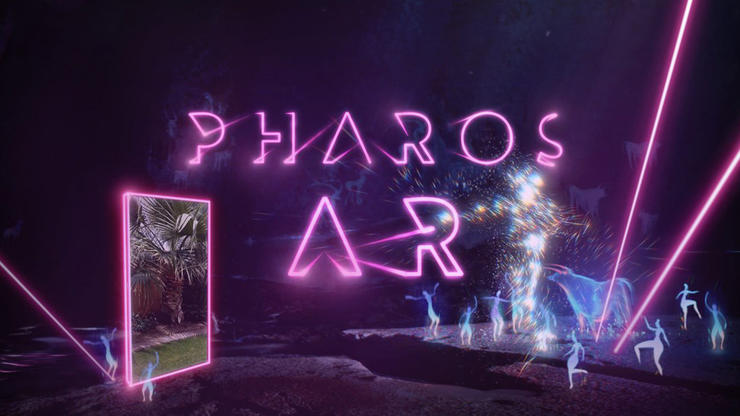Pharos AR Made with Unity