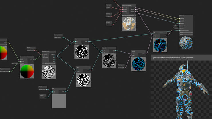 Unity Shader Graph | Build Your Shaders Visually with Unity