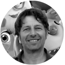 Dirk Hampel, Founder, B-Water Studios (creator of Zafari and Treasure Trekkers)