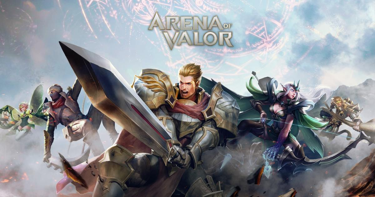 Arena of Valor by Tencent Games - A MOBA phenomenon | Unity Case Study